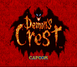 Demon's Crest - finished Dc10