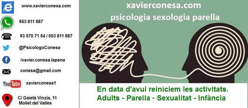 Sexólogo Sexólogos Mollet Granollers 14100410