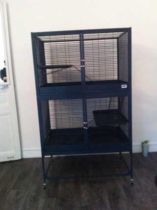 Vends cage Savic Suite Royal 95 double Img_0014