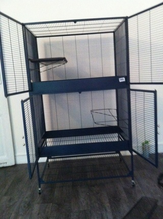 Vends cage Savic Suite Royal 95 double Img_0016