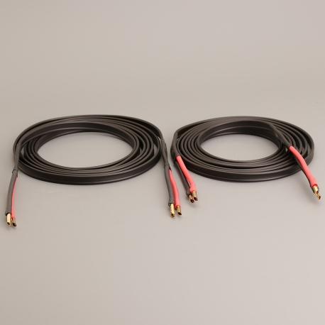 Cables de altavoz Elsdon Wonfor Audio (símil Tellurium Q) Elsdon10