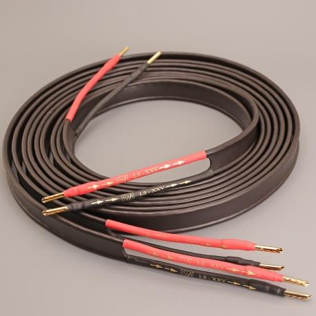 Cables de altavoz Elsdon Wonfor Audio (símil Tellurium Q) Elsdon11