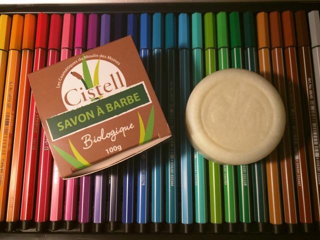 Le savon à barbe Cistell bio, de Moulin des Moines : à éviter ! Cistel11