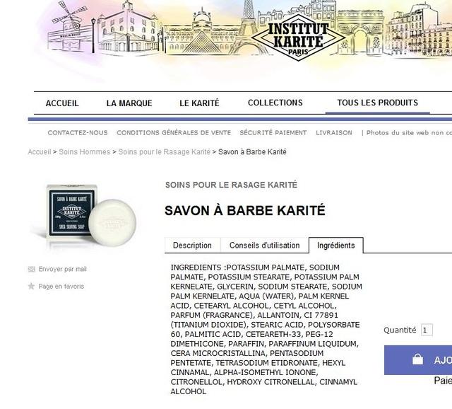 Savon Institut Karité - Page 2 Karite10