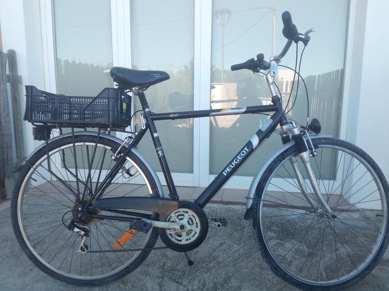 ¿Qué me aconsejan para electrificar esta bicicleta? Gracias!  Img_2011