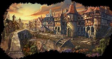 Carte de la cité. C8649f10