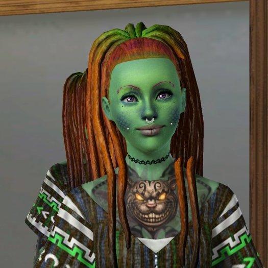 Sims 3 - Galerie & blabla de Junkemia 210