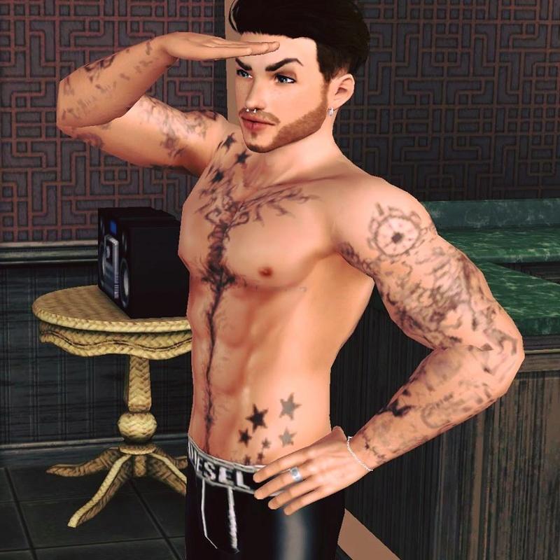 Sims 3 - Galerie & blabla de Junkemia 23376610