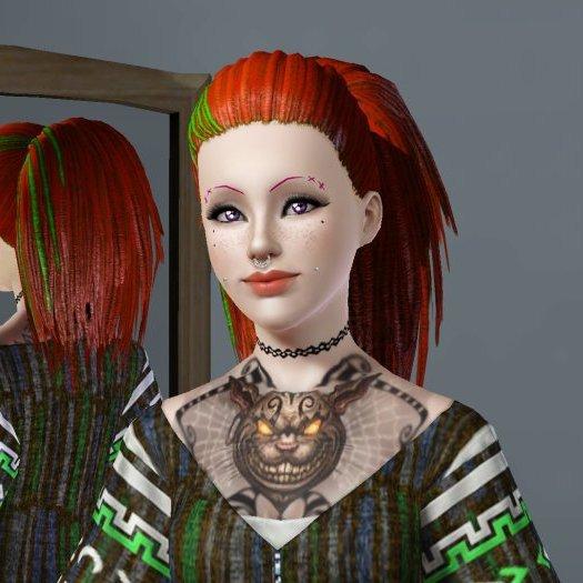 Sims 3 - Galerie & blabla de Junkemia 310