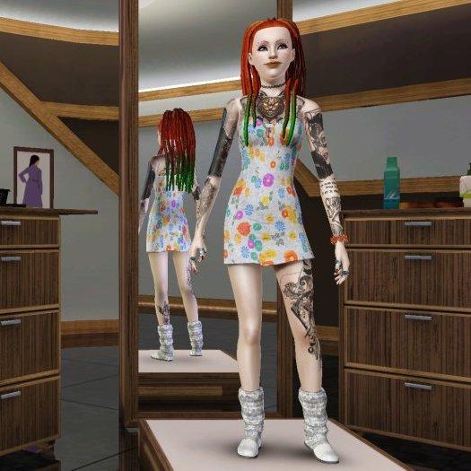 Sims 3 - Galerie & blabla de Junkemia 410