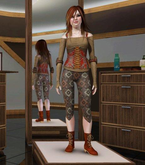 Sims 3 - Galerie & blabla de Junkemia 710
