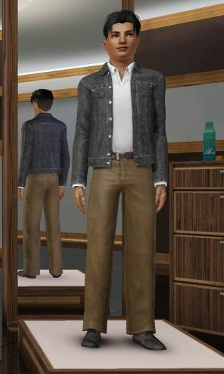 Sims 3 - Galerie & blabla de Junkemia 910