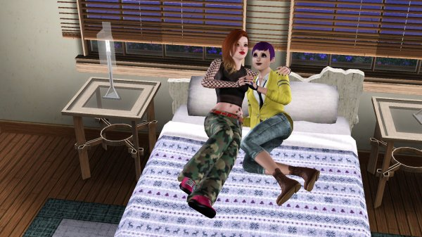 Sims 3 - Galerie & blabla de Junkemia Lizgar10