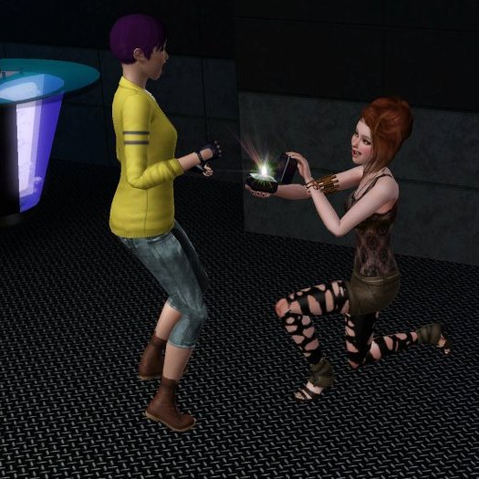 Sims 3 - Galerie & blabla de Junkemia Lizgar11