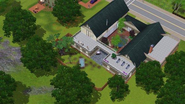 Sims 3 - Galerie & blabla de Junkemia Maison10