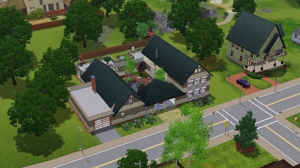 Sims 3 - Galerie & blabla de Junkemia Maison12