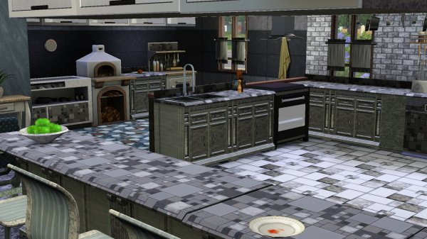 Sims 3 - Galerie & blabla de Junkemia Maison13