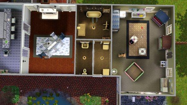 Sims 3 - Galerie & blabla de Junkemia Maison17