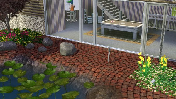 Sims 3 - Galerie & blabla de Junkemia Maison18