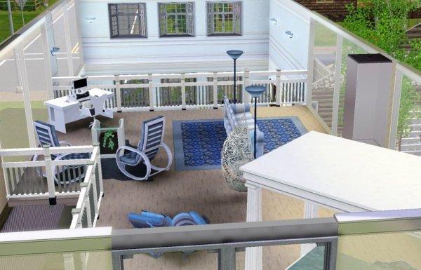 Sims 3 - Galerie & blabla de Junkemia Maison22