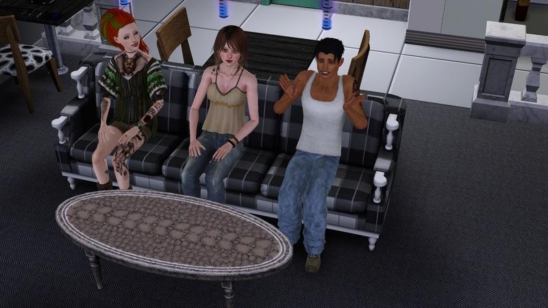 Sims 3 - Galerie & blabla de Junkemia Screen28
