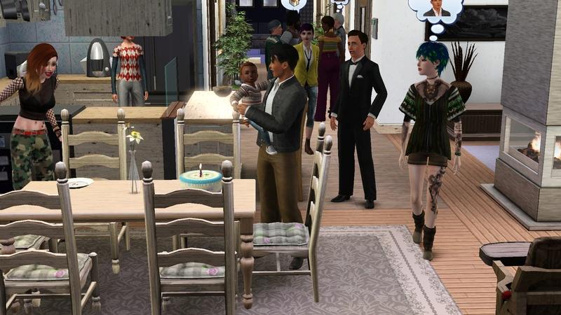 Sims 3 - Galerie & blabla de Junkemia Screen34