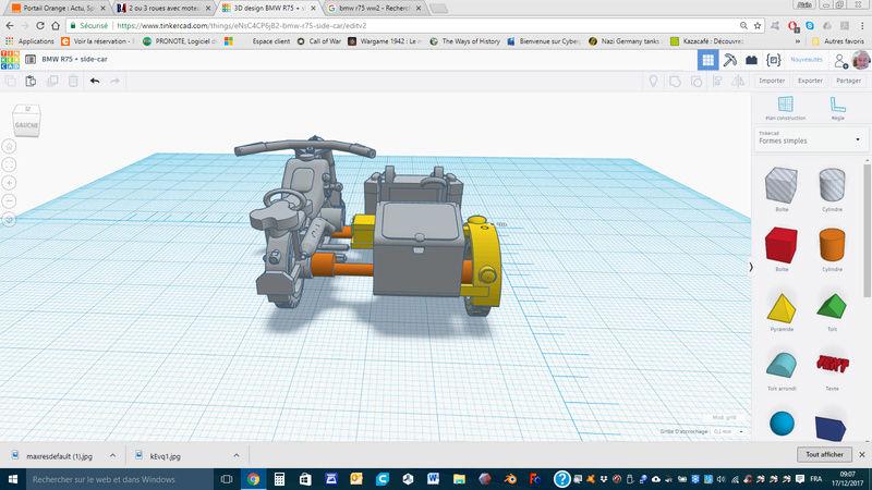 2 ou 3 roues avec moteur - BMW et side-car Captur14