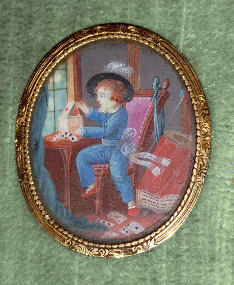 A vendre: miniatures de Marie Antoinette et de ses proches - Page 13 34831710