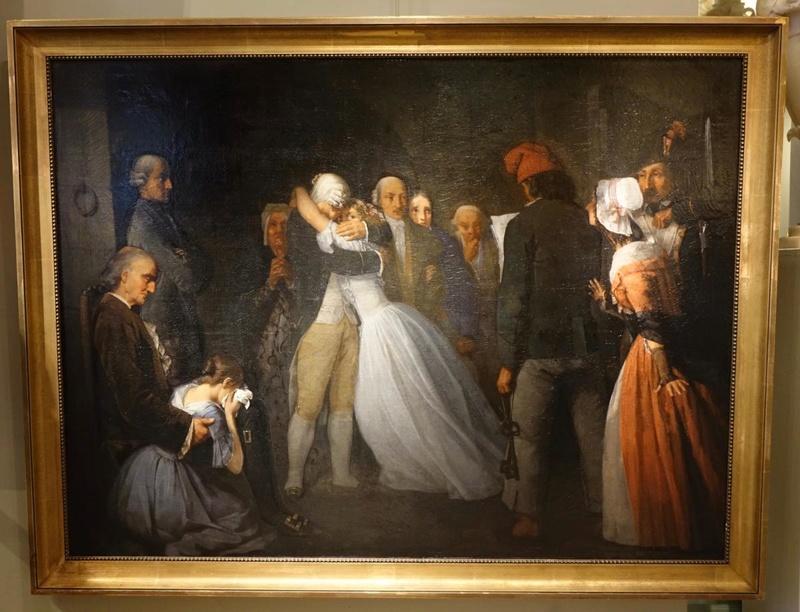 Achetez Les Adieux De Louis XVI à Marie Antoinette Zzz10