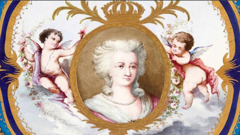 A vendre: meubles et objets divers XVIIIe et Marie Antoinette - Page 7 Zzz4-410