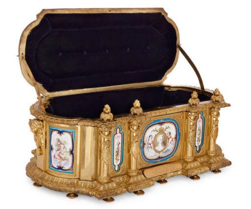 A vendre: meubles et objets divers XVIIIe et Marie Antoinette - Page 7 Zzz4-412