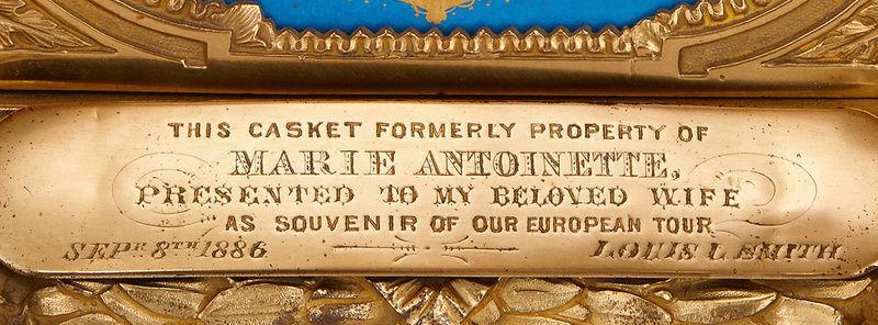 A vendre: meubles et objets divers XVIIIe et Marie Antoinette - Page 7 Zzz4-413