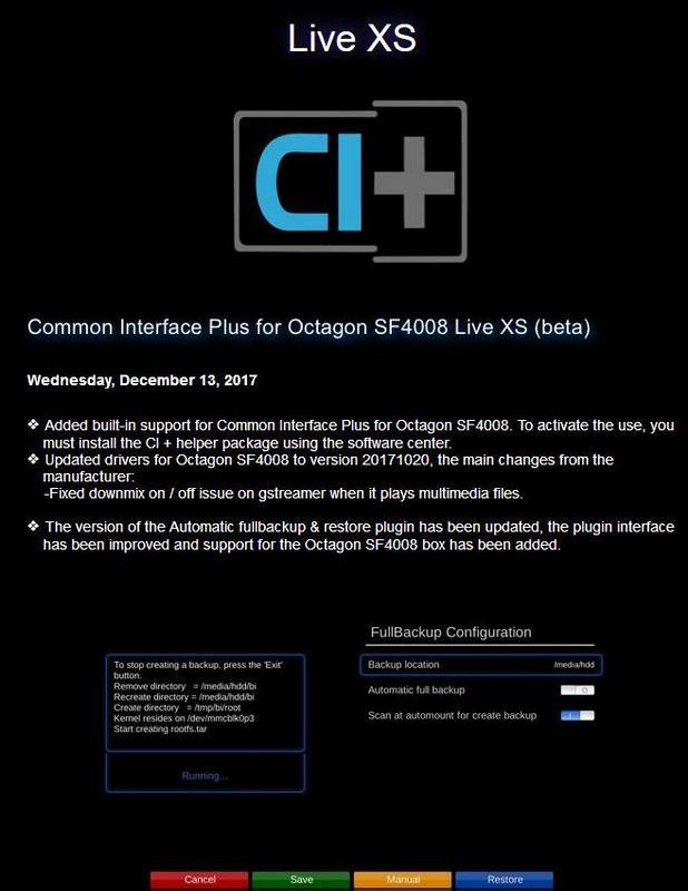 OCTAGON SF4008 4K - Pagina 6 Captur10