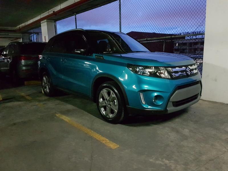 Saludos colegas! Nuevo con Suzuki y con Vitara GLX 4x4 20171011