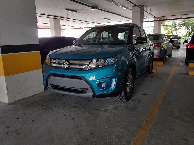 Saludos colegas! Nuevo con Suzuki y con Vitara GLX 4x4 20171012
