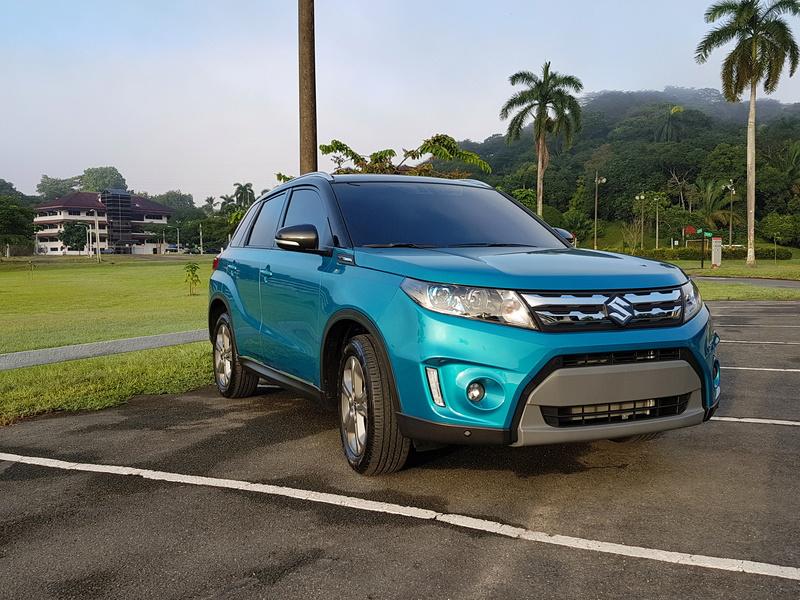 Saludos colegas! Nuevo con Suzuki y con Vitara GLX 4x4 20171013