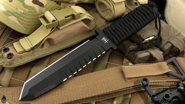 Про ножи... Hardco10