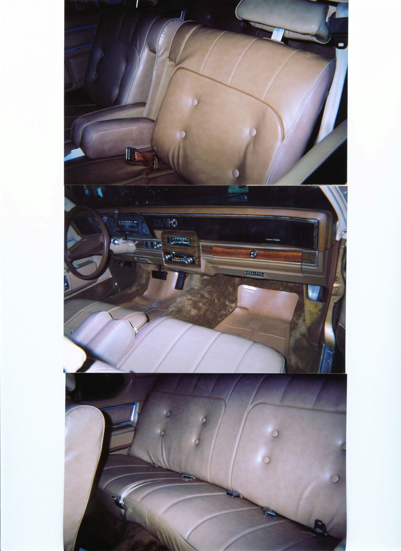 1977 Caprice Classic Coupe for sale Capric10