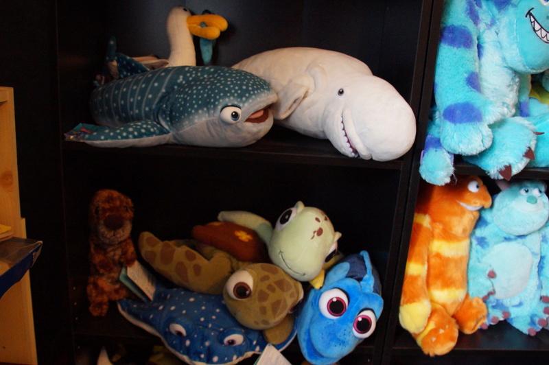 Mon musée Pixar Dsc07910