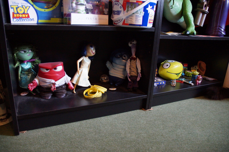 Mon musée Pixar Dsc07912