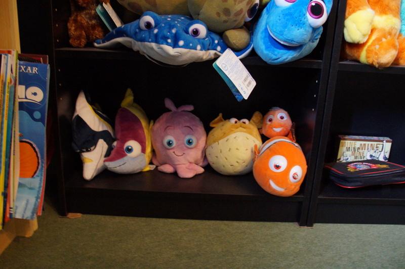 Mon musée Pixar Dsc07913