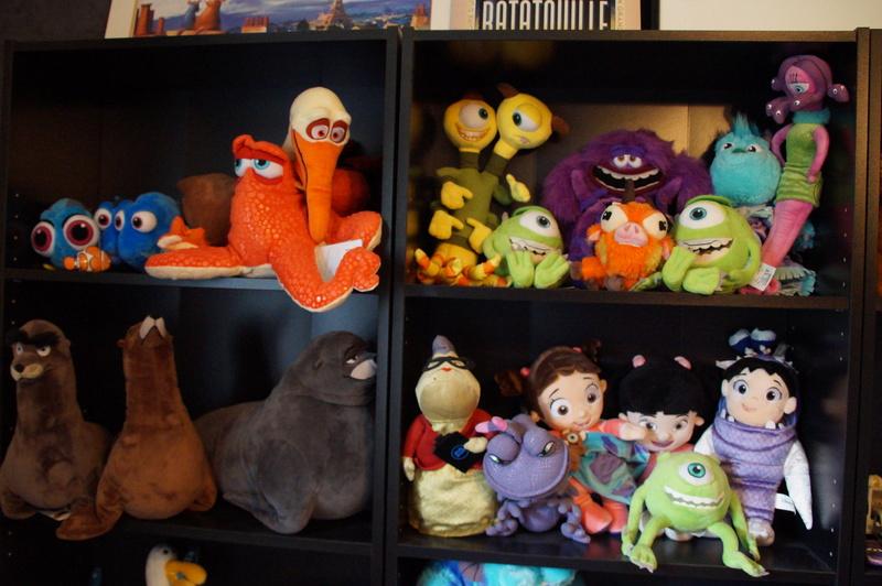 Mon musée Pixar Dsc07914