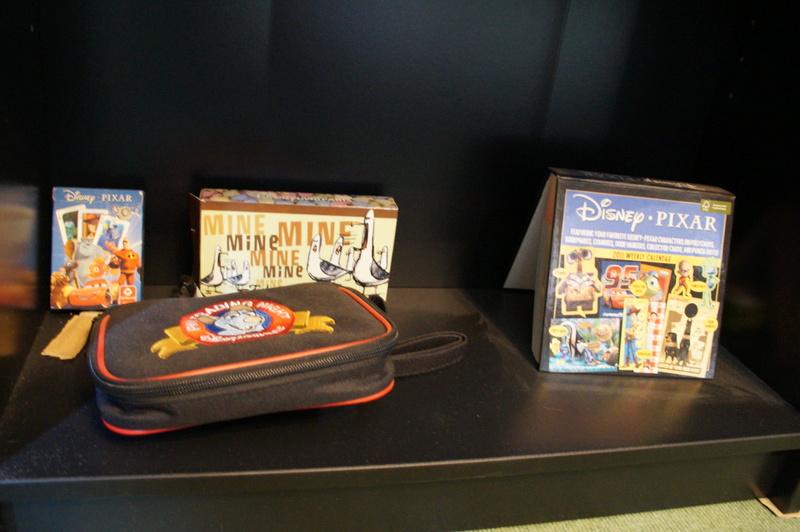Mon musée Pixar Dsc07916
