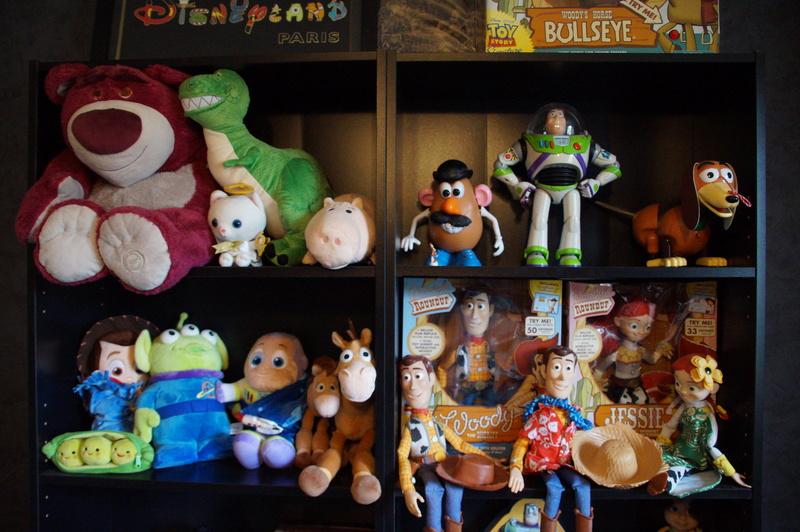 Mon musée Pixar Dsc07917