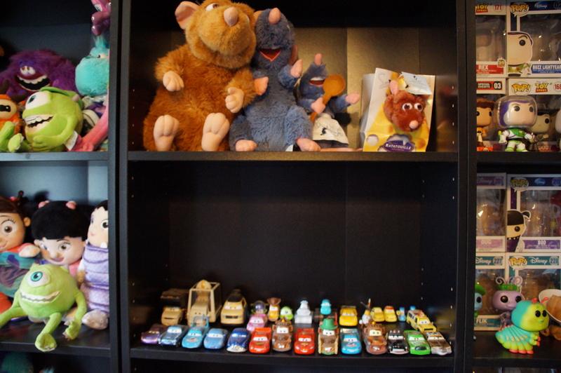 Mon musée Pixar Dsc07923