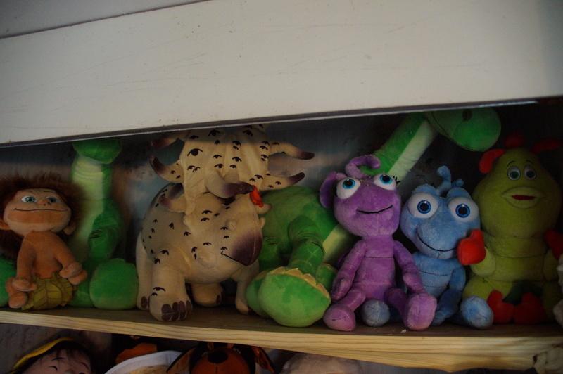 Mon musée Pixar Dsc07924