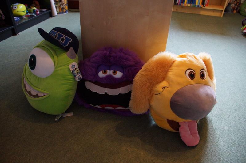 Mon musée Pixar Dsc07927