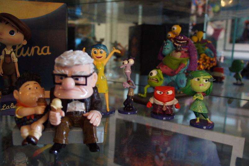 Mon musée Pixar Dsc07929