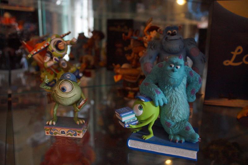 Mon musée Pixar Dsc07933