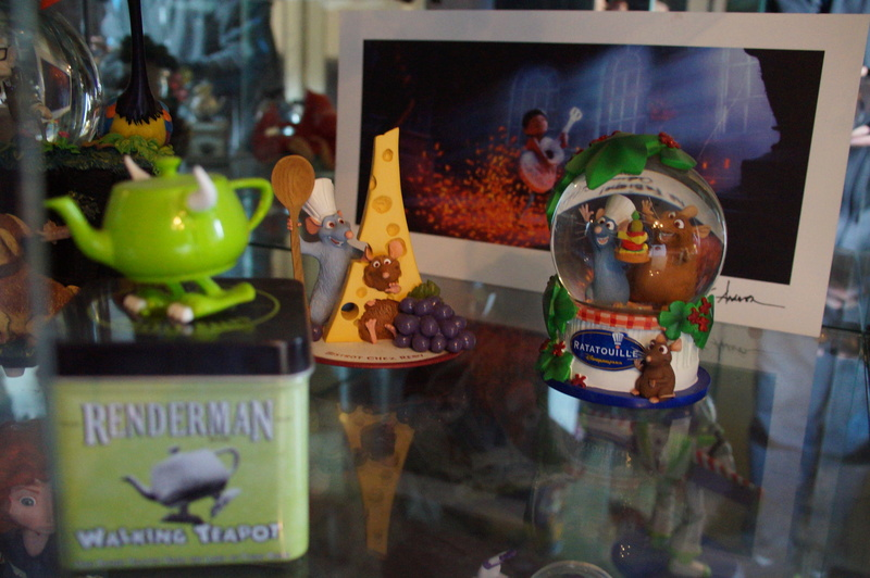 Mon musée Pixar Dsc07934